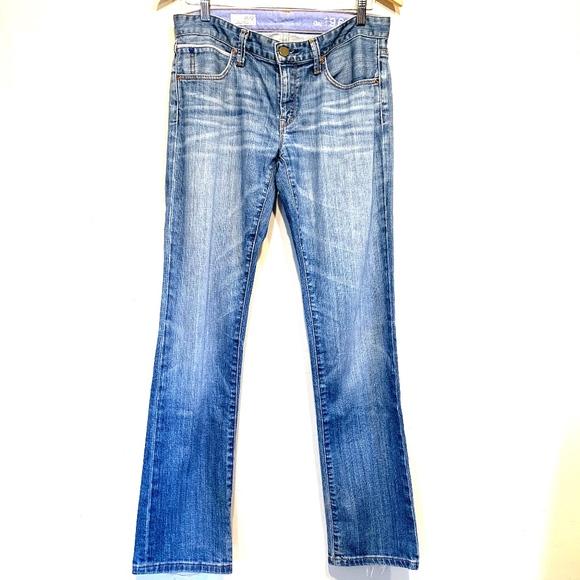 GAP Denim - GAP   1969 Boyfriend Destructed Light Denim Jeans